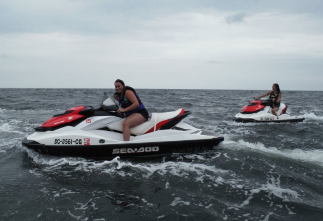 Action Water Sports for Jet Ski Rentals in NMB
